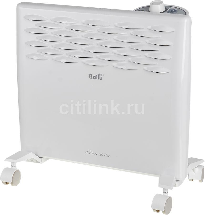 Конвектор BALLU Ettore BEC/ETMR-1000,  1000Вт,  белый [нс-1135150]