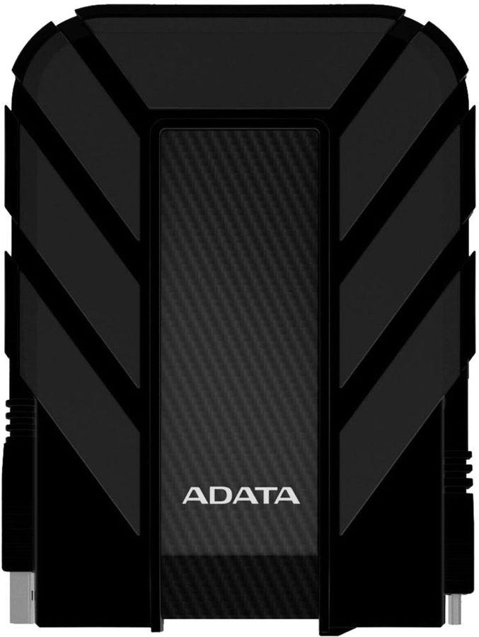 Внешний жесткий диск A-DATA DashDrive Durable HD700, 1Тб, черный [ahd700-1tu3-crd]