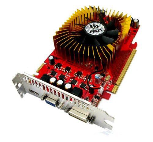 Видеокарта PALIT Radeon HD 3850,  512Мб, DDR2, Ret [ae/38500+hd523]