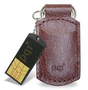 Флешка USB PQI Intelligent Drive i820 2Гб, USB2.0, черный