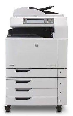 МФУ HP Color LaserJet CM6030f,  A3,  цветной,  лазерный,  белый [ce665a]