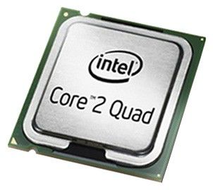 Процессор INTEL Core 2 Quad Q9400, LGA 775 [bx80580q9400 s lb6b]
