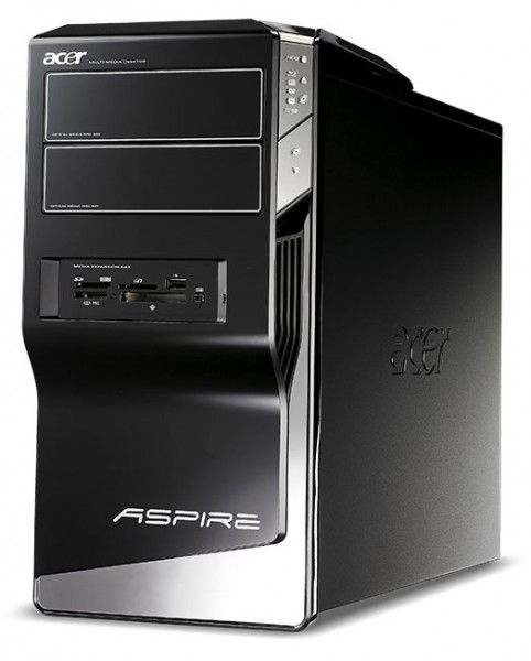 ACER Aspire M5641,  Intel  Core2 Quad  Q8200,  DDR2 4Гб, 640Гб,  ATI Radeon HD 4850 - 512 Мб,  DVD-RW,  Windows Vista Home Premium,  черный [91.eer7j.rcp]