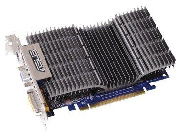 Видеокарта ASUS GeForce 9400 GT,  512Мб, DDR2, Ret [en9400gt silent/htp/512]