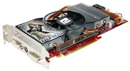 Видеокарта POWERCOLOR Radeon HD 4870,  1Гб, DDR5, Ret [ax4870 1gbd5]