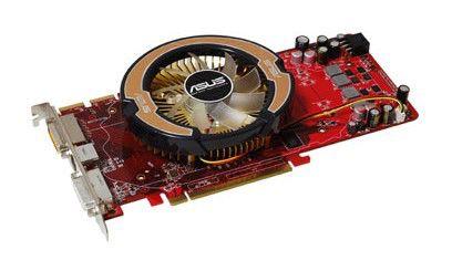 Видеокарта ASUS Radeon HD 4850,  1Гб, DDR3, Ret [eah4850/htdi/1g]