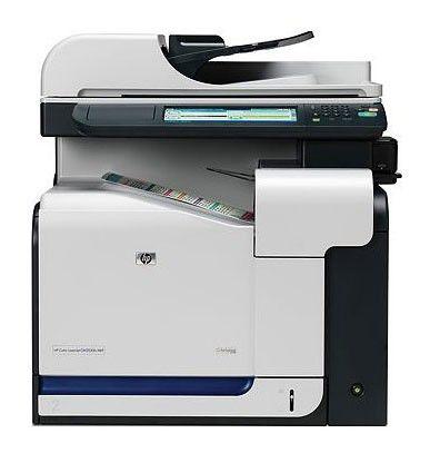 МФУ лазерный HP Color LaserJet CM3530FS,  A4,  цветной,  лазерный [cc520a]