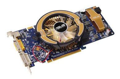 Видеокарта ASUS GeForce 9800 GT,  512Мб, DDR3, Ret [en9800gt/htdp/512md3/a]