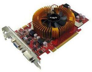 Видеокарта PALIT GeForce 9800 GT,  512Мб, DDR3, oem [ne39800tfhd52]