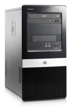 HP dx2400,  Intel  Pentium Dual-Core  E2220,  DDR2 2Гб, 250Гб,  Intel GMA X3100,  DVD-RW,  Windows XP Professional,  черный [kv361ea]