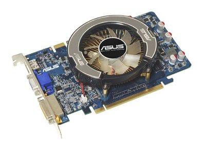 Видеокарта ASUS nVidia  GeForce 9500 GT ,  512Мб, DDR3, Ret [en9500gt di/512]