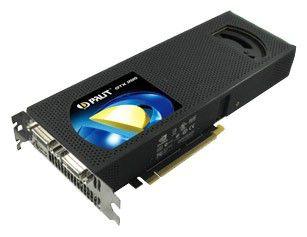 Видеокарта PALIT GeForce GTX 295,  1.8Гб, DDR3, Ret [ne3tx295fo3b8]