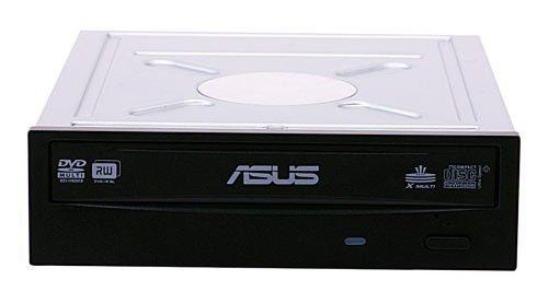 Оптический привод DVD-RW ASUS DRW-22B1ST, внутренний, SATA, черный,  OEM