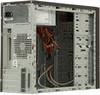 Корпус mATX FOXCONN KS-136, Mini-Tower, 400Вт,  черный и серебристый вид 8