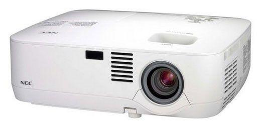 Проектор NEC NP400 белый