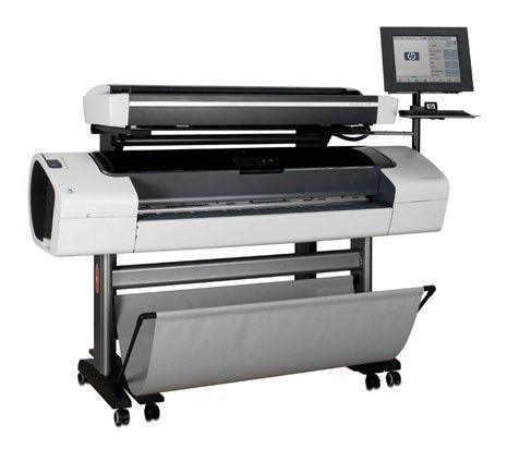 Плоттер HP Designjet T1120 HD-MFP (CK841A)