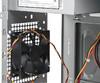 Корпус ATX FOXCONN TSAA-699, Midi-Tower, 400Вт,  черный и серебристый вид 9