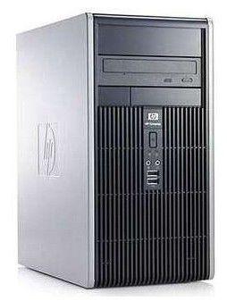 HP dc5800MT,  Intel  Core2 Duo  E8500,  DDR2 2Гб, 250Гб,  Intel GMA X3100,  DVD-RW,  Windows Vista Business,  черный [nn487ea]