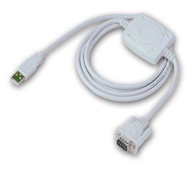 Переходник  USB A(m) -  COM,  1.8м