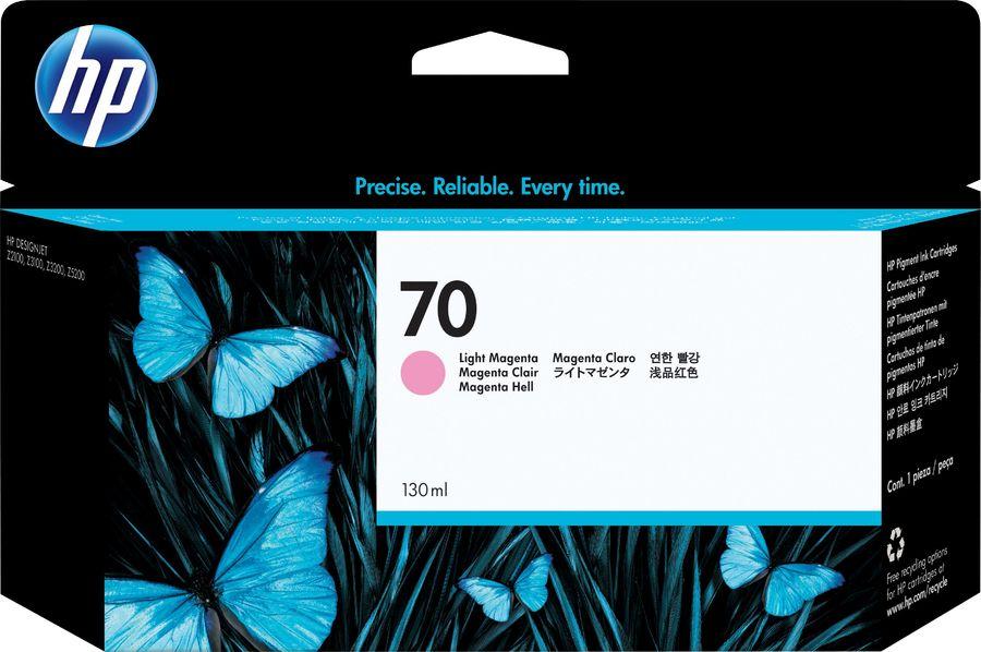 Картридж HP №70 светло-пурпурный [c9455a]