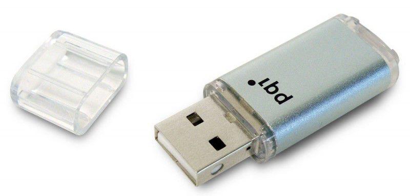 Флешка USB PQI Traveling Disk U273 2Гб, USB2.0, голубой