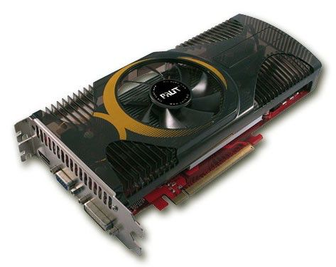 Видеокарта PALIT GeForce GTS 250,  512Мб, DDR3, oem [ne3ts25nfhd52]
