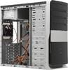 Корпус ATX FOXCONN TSAA-725, Midi-Tower, 500Вт,  черный и серебристый вид 6