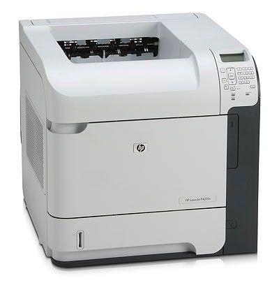 Принтер HP LaserJet P4015dn лазерный, цвет:  белый [cb526a]