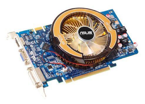 Видеокарта ASUS GeForce 9600 GT,  512Мб, DDR3, Ret [en9600gt/di/512md3]