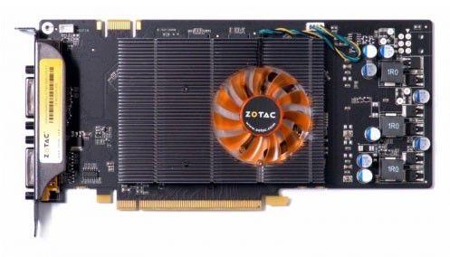 Видеокарта ZOTAC GeForce 9600 GT,  512Мб, DDR3, lite [zt-96tes3g-fsl]