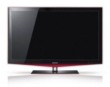 "Телевизор ЖК SAMSUNG LE46B653T5  46"", FULL HD (1080p),  розовый/ черный"