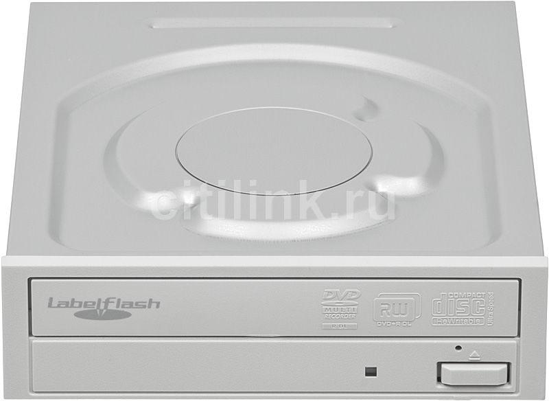 Оптический привод DVD-RW SONY AD-7243S-01, внутренний, SATA, белый,  OEM