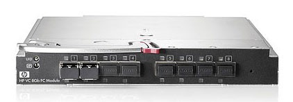Коммутатор HP BLc VC-FC 8Gb 24-Port Opt Kit (466482-B21)