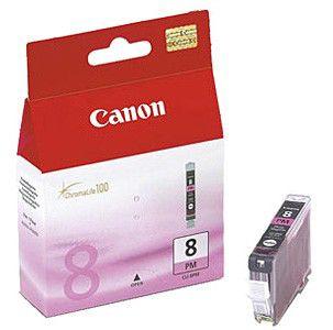 Картридж CANON CLI-8PM фото пурпурный [0625b001]