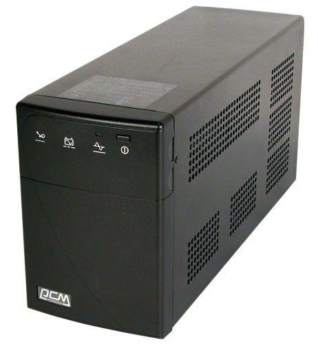 Источник бесперебойного питания POWERCOM Black Knight Pro BNT-1000AP,  1000ВA [bnt-1k0c-6c0-244p]