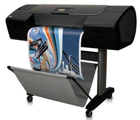 Плоттер HP Designjet Z2100 24in Photo Printer (Q6675C)