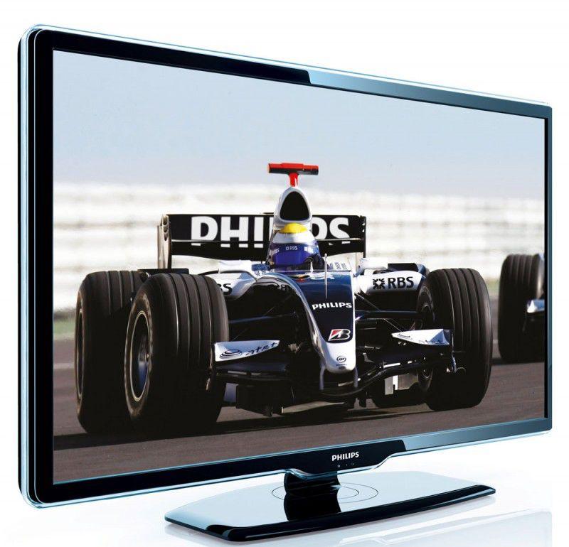 """Телевизор ЖК PHILIPS 42PFL7404H/60  """"R"""", 42"""", FULL HD (1080p),  черный"""