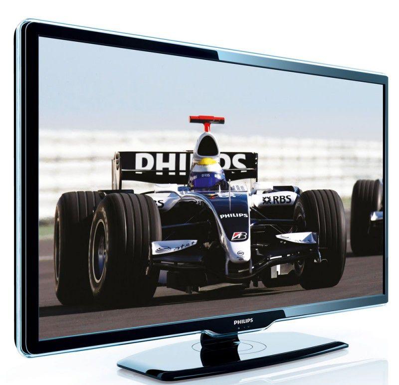 """Телевизор ЖК PHILIPS 32PFL7404H  """"R"""", 32"""", FULL HD (1080p),  черный"""