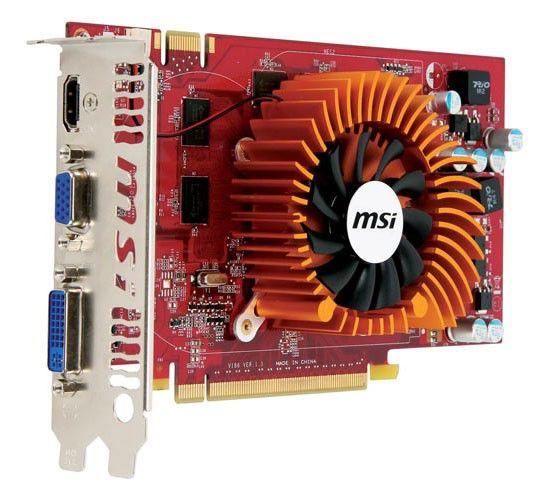 Видеокарта MSI nVidia  GeForce 9800 GT ,  512Мб, DDR3, oem [n9800gt-md512]