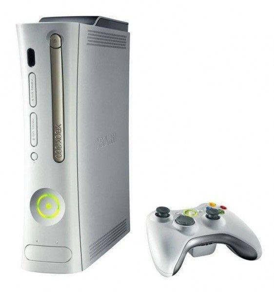 Игровая консоль MICROSOFT Xbox 360 Pro, белый