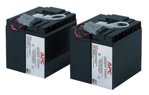 Батарея для ИБП APC RBC55 для SUA2200I/SUA3000I/SUA2200RMXLI3U/SUA3000RMXLI3U/SUA2200I/SUA2200X(Б/У)