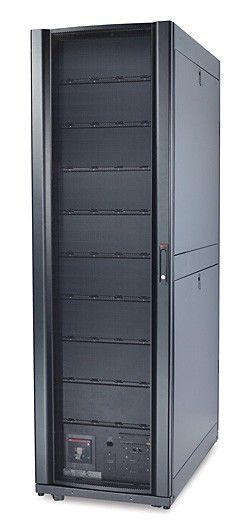Батарейный блок APC Symmetra PX160 for 9 Battery Modules with Start up 7X24 SYCFXR9-S