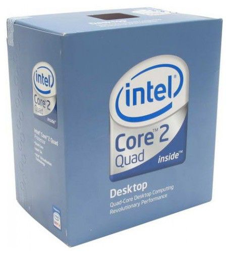 Процессор INTEL Core 2 Quad Q8300, LGA 775 BOX [bx80580q8300 s lgur]