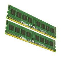 Память DDR3 8Gb 1066MHz ECC Reg CL7 Kit of 2 2R, x4 w/Thrm Sen Intel KVR1066D3D4R7SK2/8GI