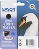 Картридж EPSON T0811 черный [c13t11114a10] вид 1