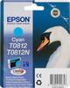 Картридж EPSON T0812 голубой [c13t11124a10] вид 1