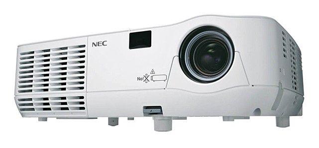 Проектор NEC NP215 белый [np215g]