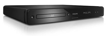 Плеер Blu-ray PHILIPS BDP3000/51, черный