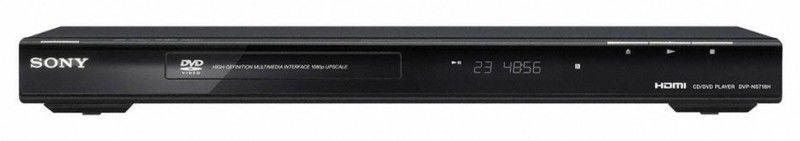DVD-плеер SONY DVP-NS718HB,  черный [dvpns718hb.ru3]