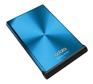 Внешний жесткий диск A-DATA ANH92-250GU-CBL, 250Гб, голубой